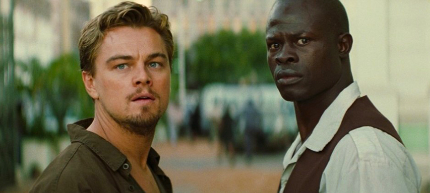 Blood Diamond movie review